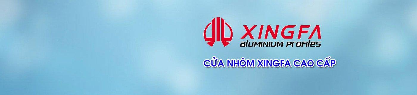 Cửa nhôm Xingfa nhập khẩu chính hãng 2017