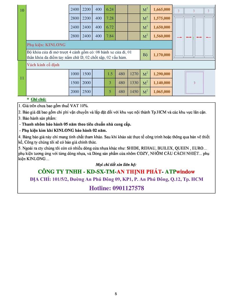 BANG GIA CUA NHOM XINGFA NAM 2019-page-4