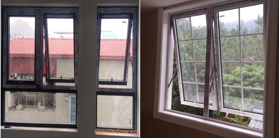 cửa sổ lật nhôm xingfa